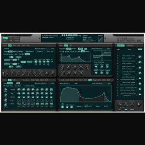 KV331 Synthmaster