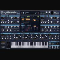KV331 Synthmaster One