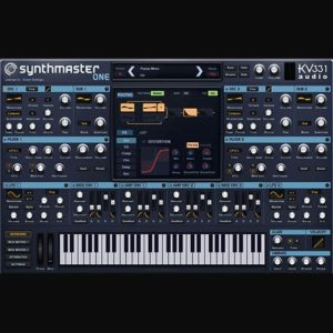 KV331 Synthmaster One