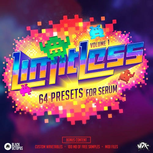 Limitless by MDK Vol 1