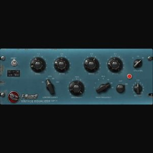 T-Racks Vintage Tube Program EQ