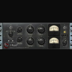 T-Racks Vintage Tube 670 Compressor
