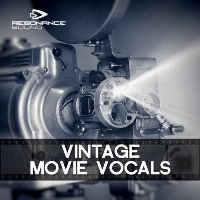 Vintage Movie Vocals