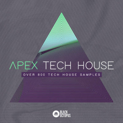 Apex Tech House sample pack