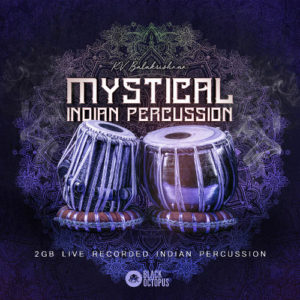 Mystical Indian Percussion