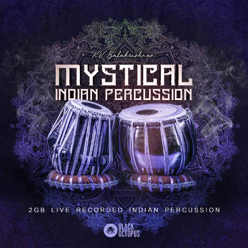 KV Balakrishnan Mystical Indian Percussion