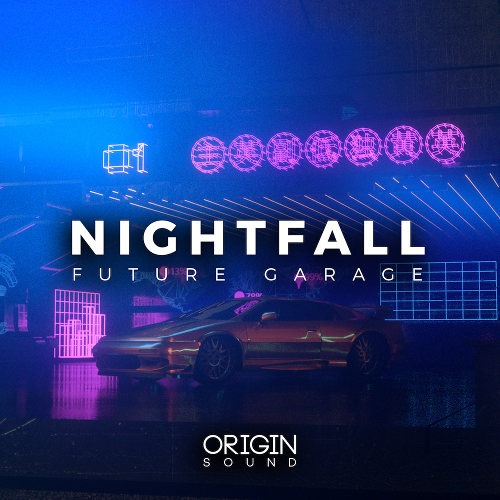 Nightfall future garage black octopus sound for Future garage sample pack