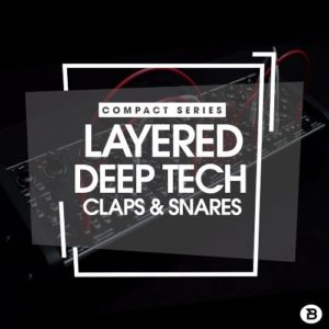 Bingoshakerz - Compact Series - Layered Deep Tech Claps & Snares