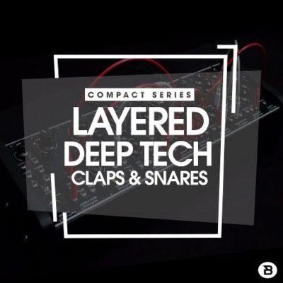 Bingoshakerz - Compact Series - Layered Deep Tech Claps & Snares