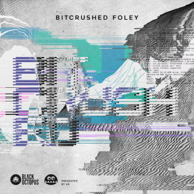 Bitcrushed Foley By Ak - Artwork