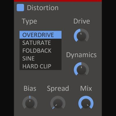 Kilohearts Distortion