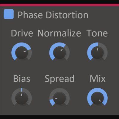 Kilohearts Phase Distortion
