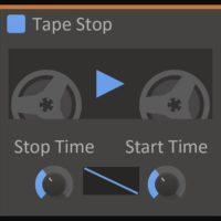 Kilohearts Tape Stop