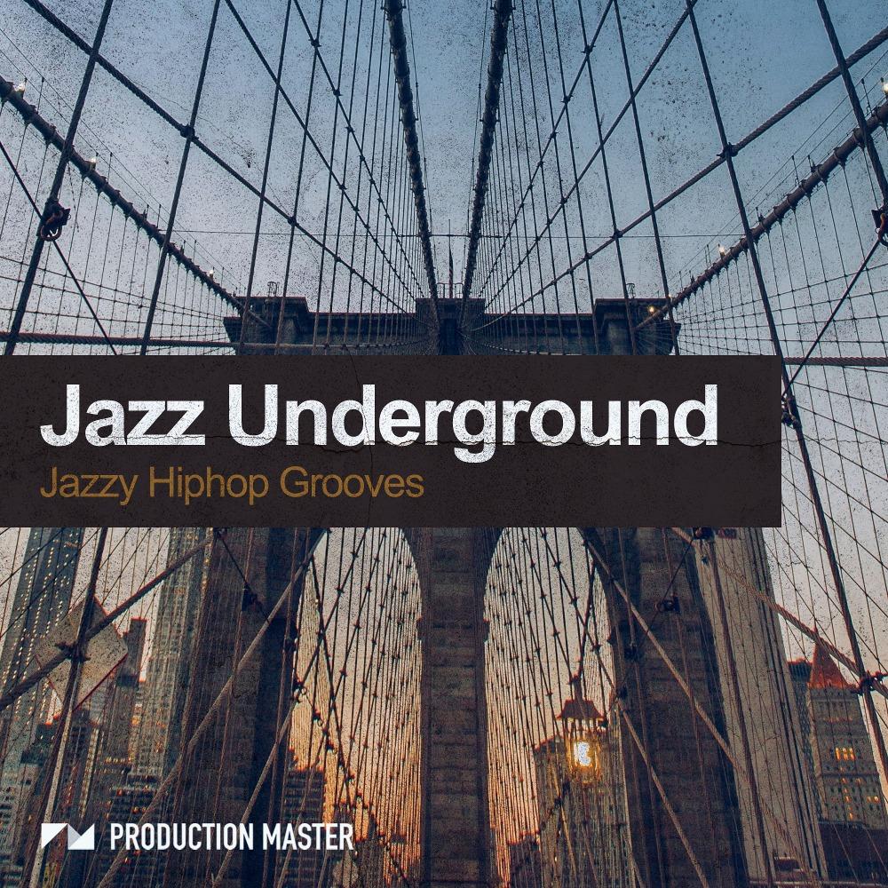 Jazz Underground - Black Octopus Sound