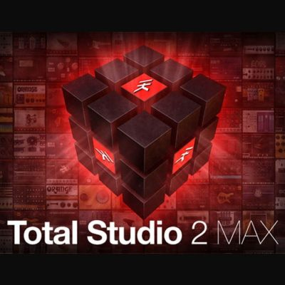 IK Multimedia Total Studio Max 2