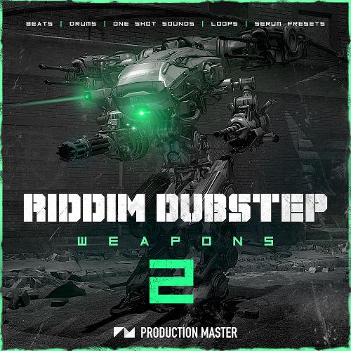 Riddim Dubstep Weapons 2