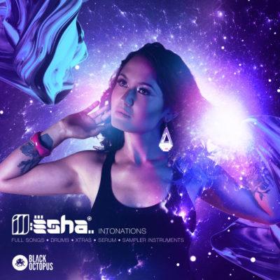 ill-esha intonations vocal sample pack
