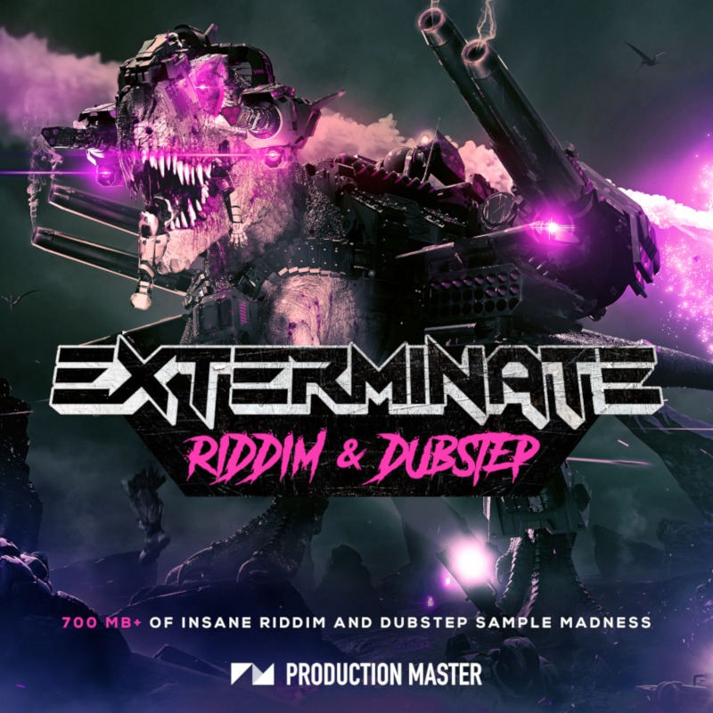 Exterminate – Riddim & Dubstep