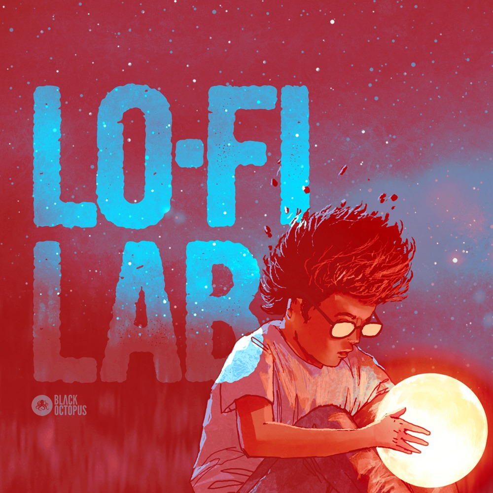 Lo Fi Lab Black Octopus Sound